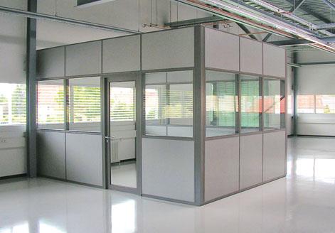 Flexible büroarbeitsplätze